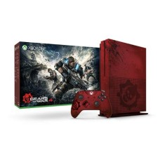 MICROSOFT - Xbox One S 2tb Gears Of War Limited Edition 4k Slim
