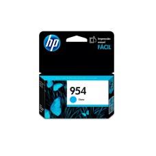 HP - Cartucho de Tinta, HP, L0S50AL, 954, Cian, 700 Páginas