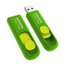 Memoria USB 2.0, Adata, AC008-16G-RGN, 16 GB, Verde