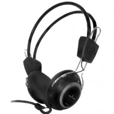 Audífonos con Micrófono, Acteck, MUAA-010, AF530, Diadema, Estéreo, 3.5 mm