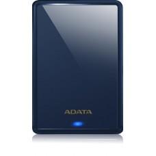 Disco Duro Externo, Adata, AHV620S-1TU3-CBL, 1 TB, USB 3.1, 2.5 pulgadas, Azul