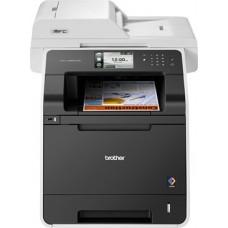 Impresora Laser, Brother MFC-L8850CDW, Color, Multifuncional