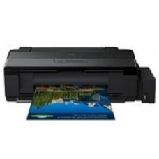 Impresora de Inyección, Epson, L1800 ECOTANK, Tanque de Tinta, Fotográfica, Color, USB
