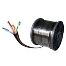 Cable de Red, Condumex, 667666-45, Bobina, UTP 6, Exterior, 23 AWG, 305 m