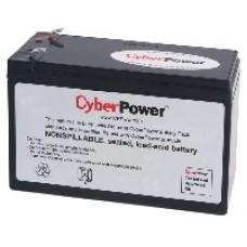 CYBERPOWER - Batería para UPS, Cyberpower, RB1280, 12V, 8 Ah, CP685AVR-G, CP685AVRLCD-G