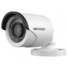 Cámara de Vigilancia, Hikvision, DS-2CE16D0T-IR, 1080p, 2.8 mm, DNR, IR 20m, IP66