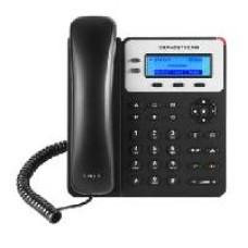 GRANDSTREAM - Teléfono IP, GrandStream, GXP1625, 2 cuentas SIP, 3 teclas de línea, conferencia de 3 vías, Soporta PoE, Negro