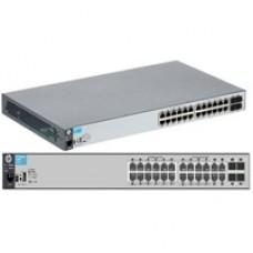 Switch Administrable, HP, J9776A, 2530-24G, 24 puertos 1000 Mbps, 4 puertos SFP