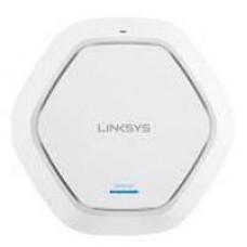 LINKSYS - Access Point, Linksys, LAPAC1750C, Doble Banda 2.4 GHz y 5 GHz, PoE +, MIMO 3x3, Wireless, Blanco