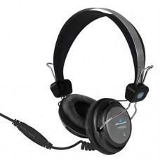 Audífonos con Micrófono, Acteck, LVAM-005, AF-540, Diadema, Estéreo, 3.5 mm