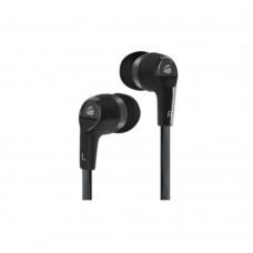 Audífonos, Acteck, LVEB-801, 3.5 mm, Cable Plano, Earbuds, Xplotion, Negro