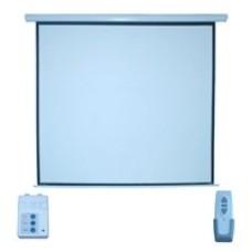 Pantalla de Proyección, Multimedia Screen, MSE-178, 100 pulgadas, Formato 1:1, Eléctrica