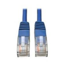Cable de Red, Tripp-Lite, N002-006-BL, CAT5e, Azul, RJ45, 1.83 m