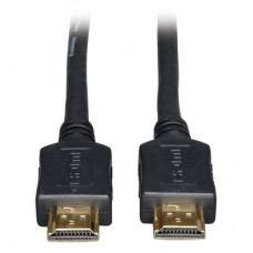 Cable de Video, Tripp-Lite, P568-050, HDMI, Macho, Negro, 10809, 15 metros