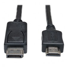 Cable de Video, Tripp-Lite, P582-006, Displayport a HDMI, 1.83 m