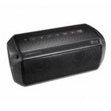 Bocina, LG, PK3, Portatil, Bluetooth, Resistente al Agua, Negro