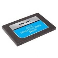 DISCO DE ESTADO SOLIDO SSD PNY CS1111 120GB SATA3 7MM LECT. 430/ESCR. 300MBS