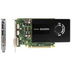 T.DE VIDEO PNY PCIE X16 2.0 QUADRO K2200 SINGLE SLOT, ESTANDAR
