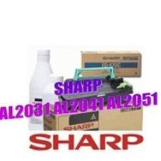 SHARP - Cartucho de Tóner, Sharp, AL204RTC/U, Negro